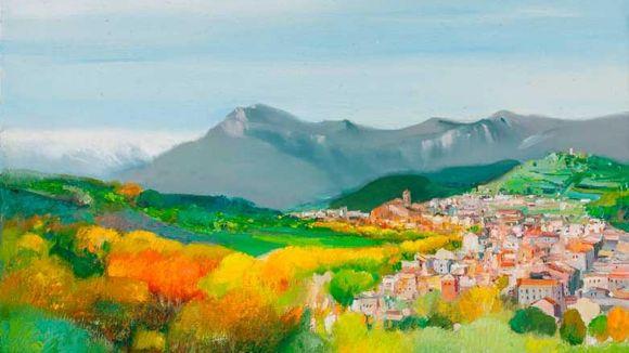 La Sala Rusiñol acull l'exposició de l'artista Lluís Roura