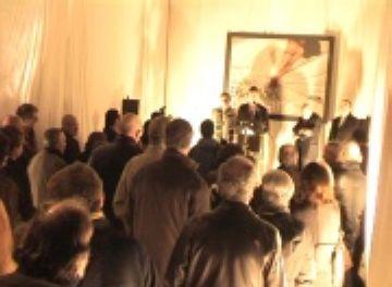 Ribas mostra la complexitat del blanc en la seva nova exposició a la ciutat