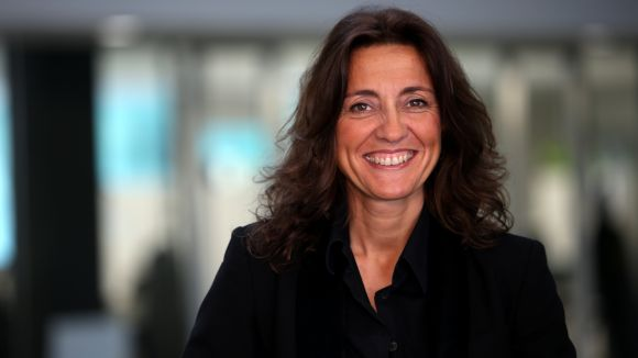 Mercè Conesa, única candidata a alcaldable de CiU