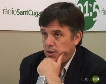 L'alcalde assegura que el PSC no aconseguirà traslladar la crispació de Valldoreix a Sant Cugat