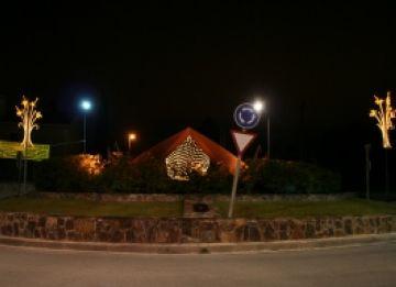 L'enllumenat nadalenc s'encén a Valldoreix