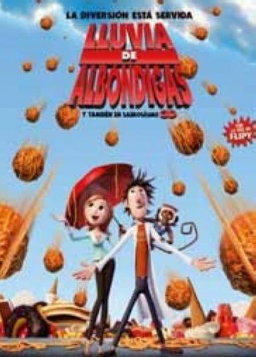 Cartell del film d'animació en 3D