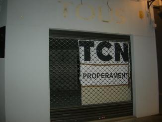 La firma de bany TCN obrirà una botiga a la ciutat