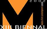 Logotip de la Biennal d'Art Contemporani
