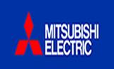 Logotip de la divisió de components electrònics de Mitsubishi