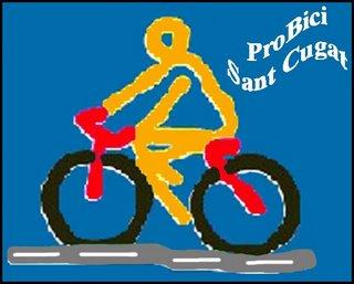 Pro Bici insta l'Ajuntament a mantenir l'avinguda Villadelprat per vianants i bicicletes