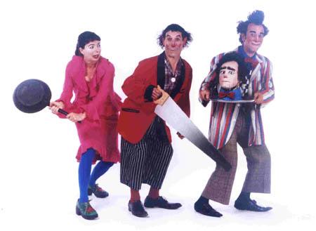 El Teatre la Unió acull l'espectacle de pallassos Rococó Bananas