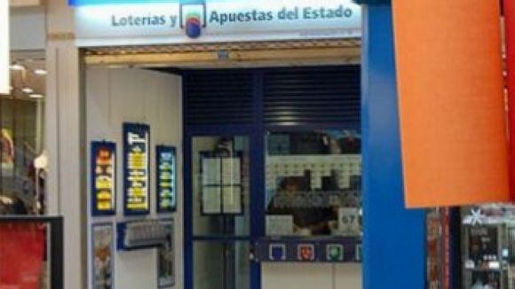 Les vendes de loteria a Sant Cugat baixen