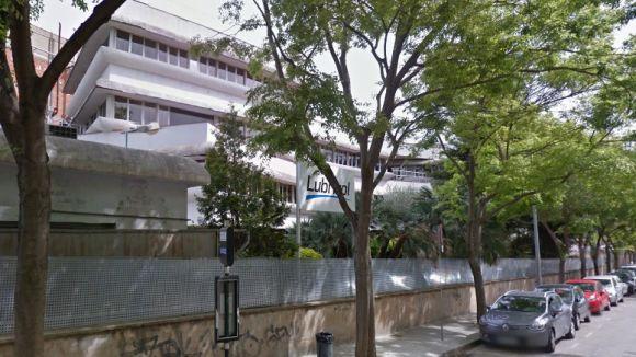 Lubrizol està situada al Camí de Can Calders / Foto: Google Street