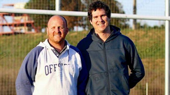 Soares (Rugby Sant Cugat): 'Està en la ment de tothom tornar a disputar una fase d'ascens'