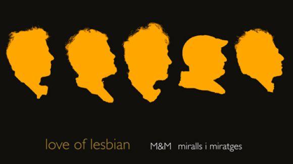 Love of Lesbian torna a l'octubre al Teatre-Auditori