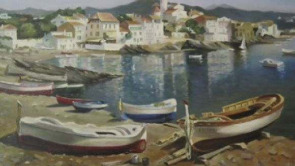 La 7a Exposició d'Art de Valldoreix torna amb l'obra de Maria Lluïsa Barnadas