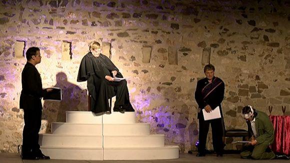 'Macbeth' posa el punt final a les Lectures a la Fresca 2015