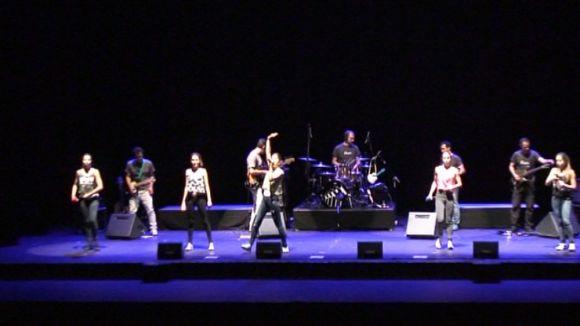 Macedònia omple el Teatre-Auditori amb el seu nou disc