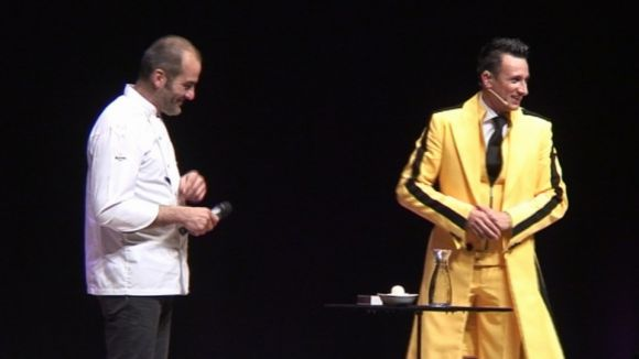 El Mag Lari torna a reunir els seus amics a casa seva, al Teatre-Auditori