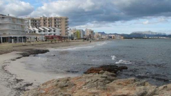 Platja de Ca'n Picafort, Mallorca / Foto: ACN