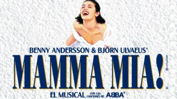 Nina torna a protagonitzar 'Mamma Mia!'