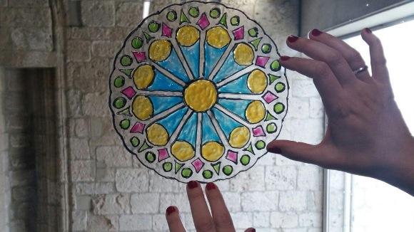 Infantil: 'Un mandala molt especial'