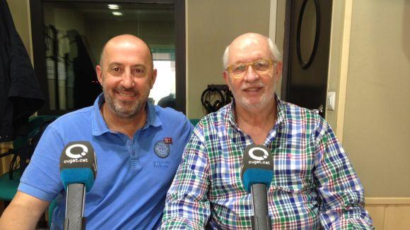 Manel Delgado i Josep Maria Planes