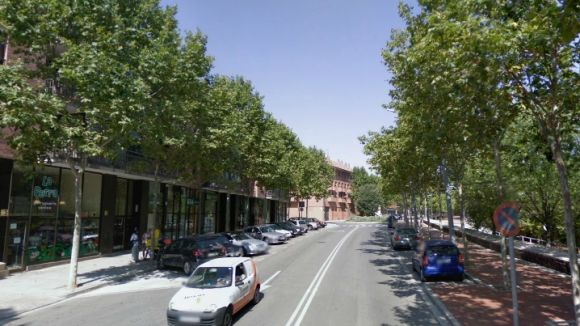 Fuita de gas exterior al carrer de Manel Farrés
