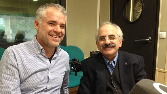 Manel López i Joan Puigdomènech, a Cugat.cat