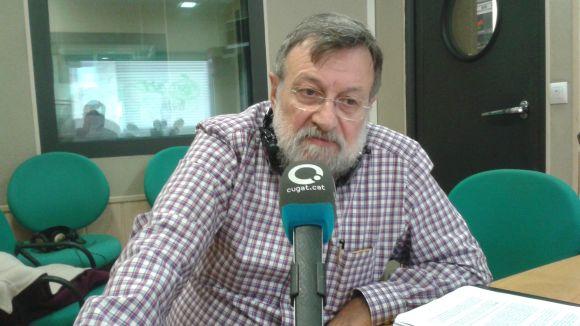 Mor Manel Porta, excoordinador de l'ANC