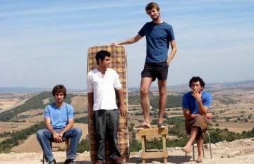 Manel presenta a Cugat.cat el seu primer disc, 'Els millors professors europeus'
