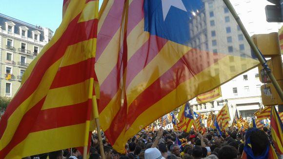 Sant Cugat per la Independència: 'La pilota ara la tenen els polítics'