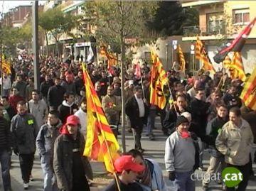 Els treballadors de Delphi anuncien mobilitzacions a Sant Cugat i a Barcelona
