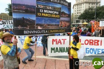 160 col·lectius reclamen solucions als conflictes ambientals, entre ells Collserola