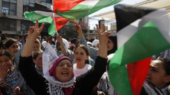 El CASC contiua amb la tasca solidària amb Palestina