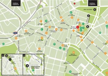 La Festa Major afectarà la circulació viària i el transport urbà i interurbà del 26 al 29 de juny