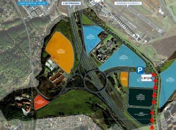 Una nova rotonda a la C58 millora els accessos a Sabadell, Bellaterra i la UAB