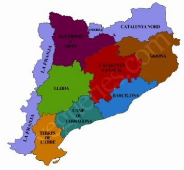 PSC, ERC i ICV confien que la Llei de Vegueries modernitzarà l'administració
