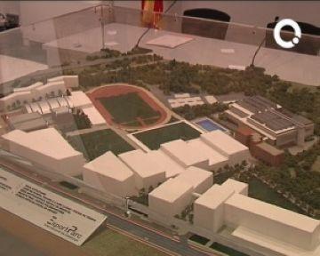 La residència i el centre tècnico-científic de l'EsportParc Internacional, una realitat el 2013