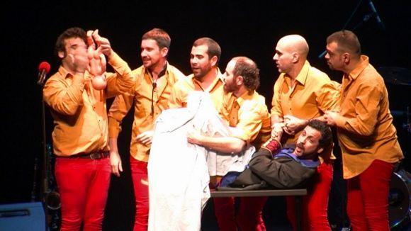 Guillem Albà & la Marabunta aixequen el teló de la nova temporada del Teatre-Auditori