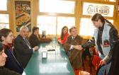L'alcalde afirma que la presència del president serveix per recolzar la tasca que es fa des de l'Ajuntament