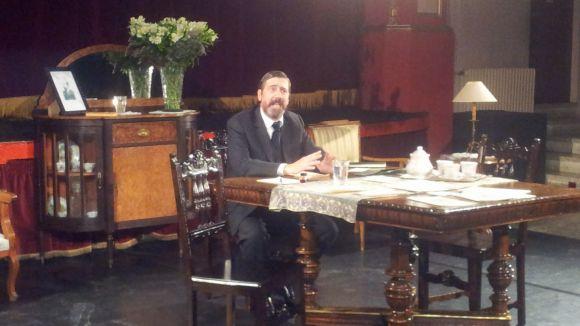 Espectacle 'Maragall a casa', de Josep M. Jaumà