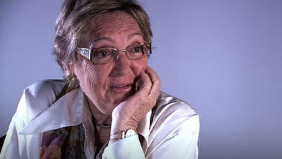 Diana Garrigosa: 'L'Alzheimer requereix paciència activa'