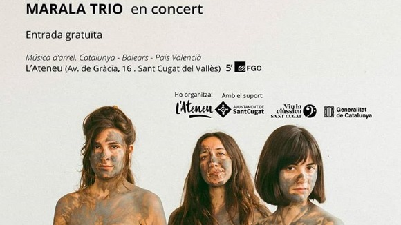 Concert del cicle 'La Cambra de l'Ateneu': Marala
