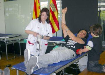Nou rècord de donacions a la Marató del Banc de Sang i Teixits