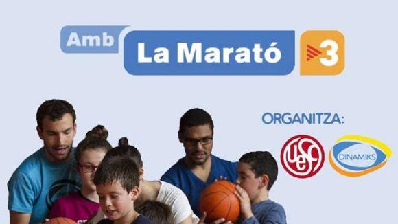 UESC i Dinamiks organitzen activitats per col·laborar amb La Marató de TV3