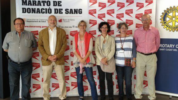 Nou rècord a la Marató amb 335 donacions de sang