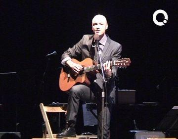Un homenatge íntim a la nova cançó de la mà de Marc Parrot tanca el Cicle de Cançó d'Autor de Valldoreix