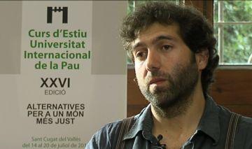 Marc Garfella (Unipau): 'Qualsevol santcugatenc podrà consumir electricitat verda al setembre'