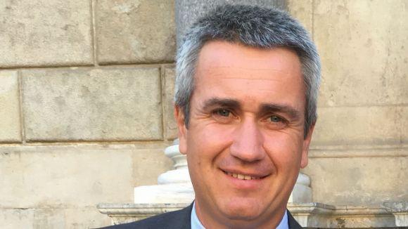 Marcos Hofmann, nou president del Junior FC / Font: Cedida