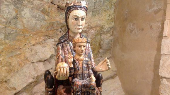 Paco Salas transporta el romànic santcugatenc a Eivissa