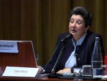 Marga Bofarull, nova presidenta de l'Institut Borja de Bioètica