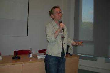 Margarita López: 'Per suavitzar el dolor de la fibromiàlgia cal compartir-lo'