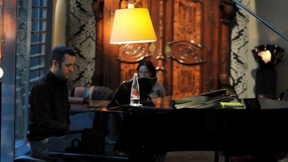 Sant Cugat participa al concurs de piano Maria Canals